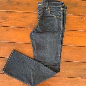 Men's Armani blue Jeans 31 x 32